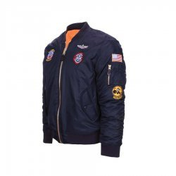 Fostex Kids MA-1 flight jacket USAF