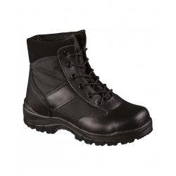 Mil-Tec security boots half high