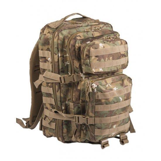 Mil-Tec US Rucksack Assault II 36 Liter Outdoor Trekkingrucksack Wanderrucksack