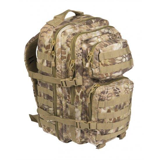 MIL 14002201 TEC Sac /à Dos Assault XL Softair 36 litres Large