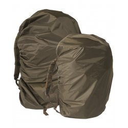 Mil-Tec Rain Cover for Backpacks up to 80 Liters