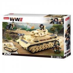 Sluban Large German Tank