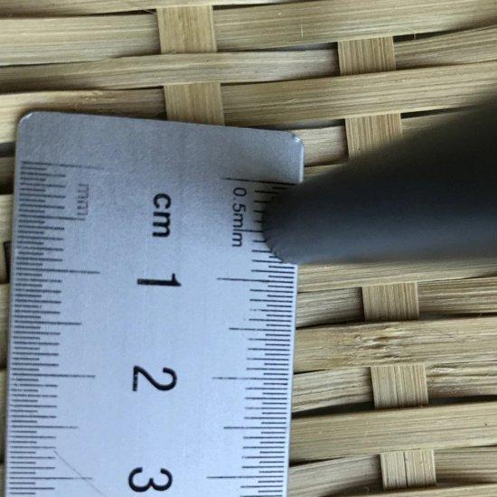5 in environ 12.70 cm de long par 3//8 pouces de diamètre lot de deux firesteels Ferro Rods mischmétal